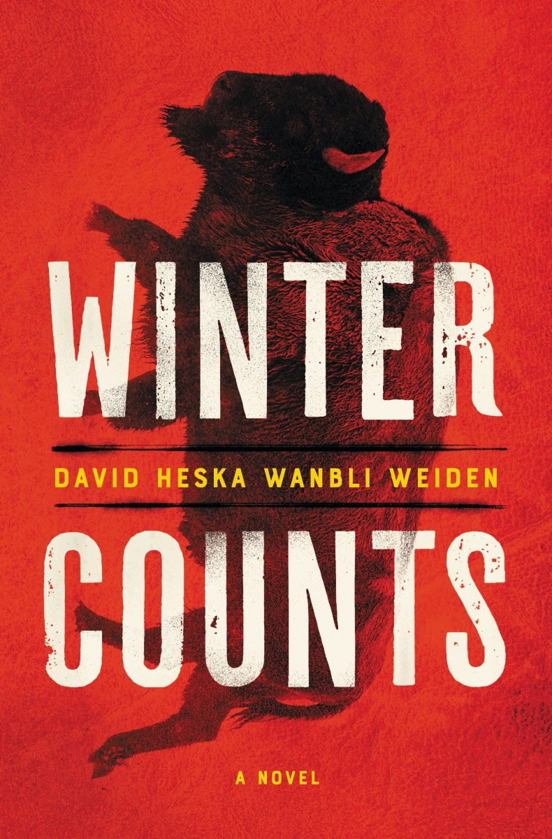 Book Cover of Winter Counts